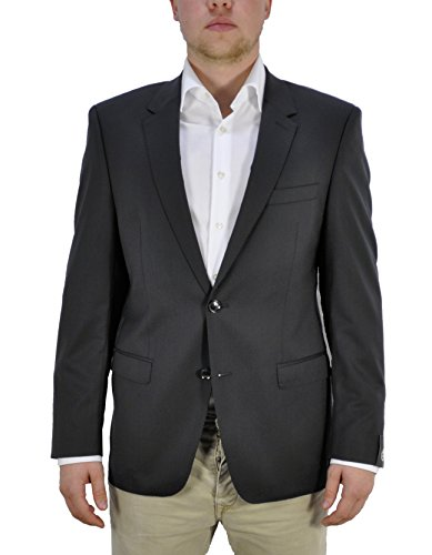 Michaelax-Fashion-Trade - Blazer - Uni - Homme Grau (56)