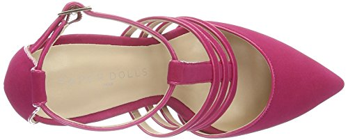 Paper Dolls Damen Bess Pumps Pink (Pink)