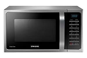 Samsung MC28H5015CS Forno a Microonde 900 W, Grill 1500 W, Capacità 28 L, Colore Grigio