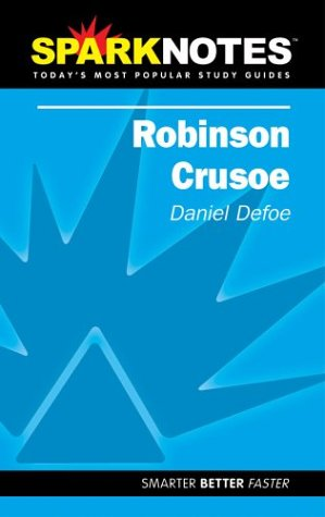 spark-notes-robinson-crusoe