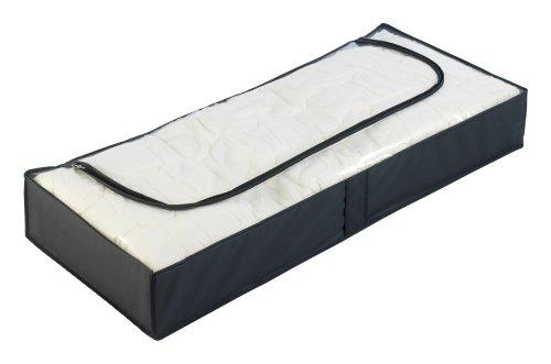 Wenko Unterbettkommode Deep Black (Kleidungsstück Boxen)
