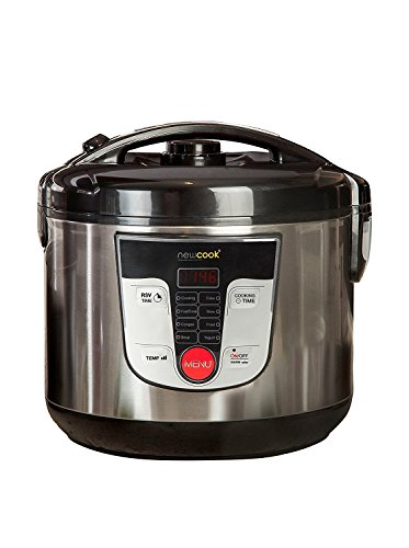 Foto de NEWCOOK  Silver NL585  - Robot De Cocina