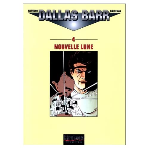 Dallas bar, tome 4 : Nouvelle lune
