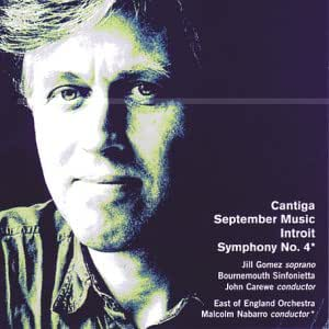 David Matthews - Sym. No 4/Cantiga/Sept