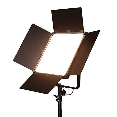 Nikon Led (LED Videoleuchte Panel, Pixel Fotografie Video Beleuchtung 2,4 GHz Kabellose Kontrolle, 1300pcs LED Glühbirne, CRI > 95, 3200/5600 K tempertaure LED Video Licht)