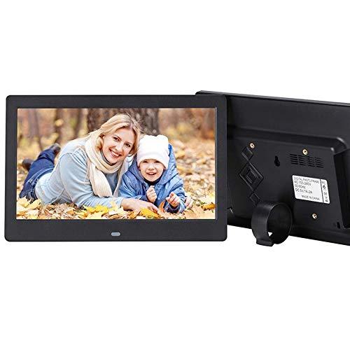 SPFDPF Digitaler Fotorahmen 10,1 Zoll hochauflösende geführte elektronische Fotoalbum-Familien-Hochzeits-Geburtstags-Geschäfts-Geschenk-Werbungs-Maschine