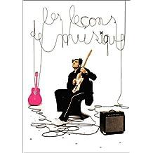 - M - : Les Leçons de musique