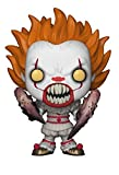 Funko- Pop Vinile IT 2017 Pennywise w/Crab Legs Personaggio, 9 cm, 29526