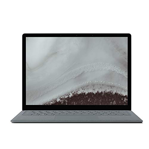 Microsoft Surface Laptop - Ordenador portátil Ultrafino táctil 13.5'' (Intel Core i5-7200U, 8GB RAM, 128GB SSD, Intel Graphics, Windows 10) Plata - Teclado QWERTY Español