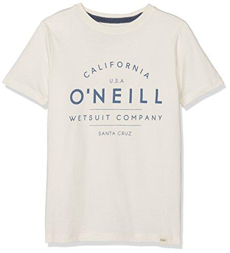O'Neill Jungen T-Shirt, Weiß (Powder White), 140 -