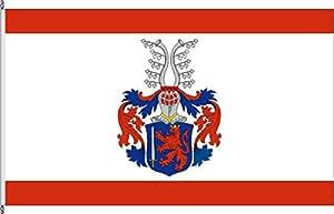 Hochformatflagge Alsfeld - 150 x 500cm - Flagge und Fahne
