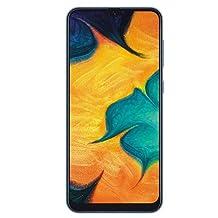Samsung SM-A305 Galaxy A30 Dual SIM 64GB, 4GB RAM, 4G LTE, UAE Version - Blue