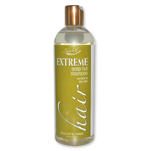 Extreme Soap Nut Shampoo, Normal to Dry Hair, 16 oz (474 ml)