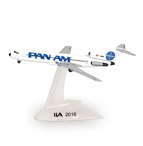 pan-am-boeing-727-200-ila-berlin-air-show-2016-modelo-de-avin-modelo-collector-escala-1-500-blanco-h