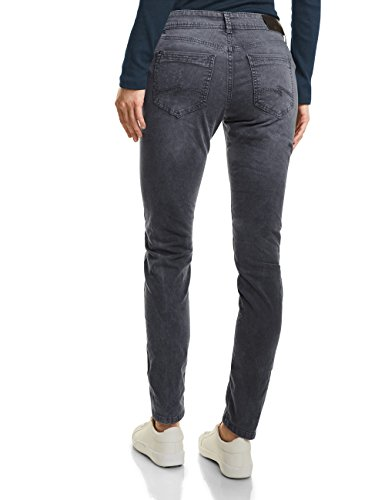 Street One Damen Slim Jeans 370911 Rob Grau (Neo Grey Authentic Wash 11129)