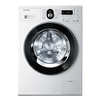 Samsung WF-8814 Waschmaschine / AAA / 1400 UpM /  8 kg / 64 L /Display / Diamond Pflegetrommel / Silber Aktiv System / weiß