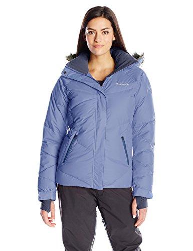 columbia-sportswear-company-ltd-lay-d-abajo-chaqueta-de-esqui-de-las-mujeres-mujer-color-bluebell-ta