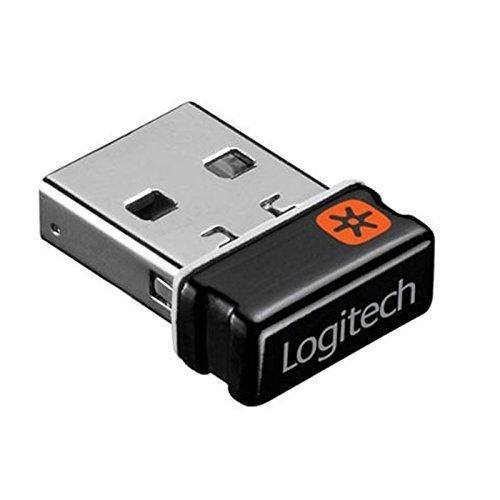 Logitech Unifying Empfänger für Maus und Tastatur M505, M510, M525, M305, M310, M315, M325, M345, M705, M215, M185Wireless Maus
