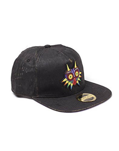 The Legend of Zelda Cap Majora's Mask Cork Snapback Black