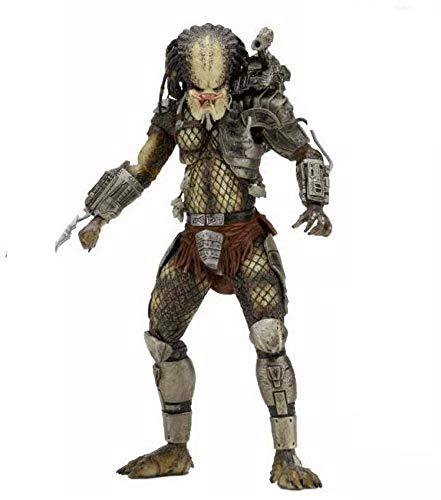 Predator - Actionfigur - Ultimate Jungle Hunter + Zubehör - 18 cm