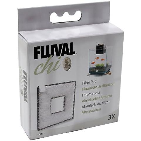Filtro Fluval Chi Inserire Acquari 19 25 Litri 3 Pezzo