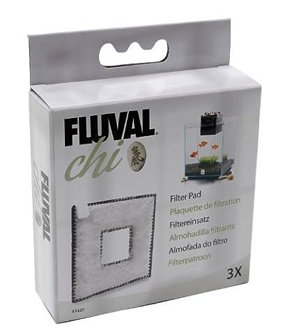 Fluval Chi Filtereinsatz, 3er-Pack