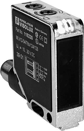 Pepperl+Fuchs Fabrik Reflex-Lichtschranke MLV12-54/47/124 Reflexions-Lichtschranke 4050143011964 -