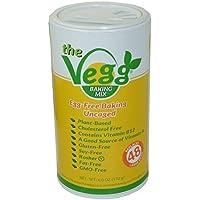 The Vegg - Vegan Egg Baking Mix - 6.0 Oz (Make Over 48 Large Eggs) by The Vegg