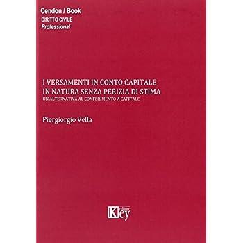 I Versamenti In Conto Capitale In Natura Senza Perizia Di Stima. Un'alternativa Al Conferimento A Capitale
