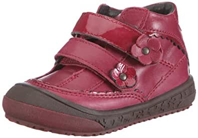 Richter Shoes Toddler Devin Leather Chianti Classic Shoe  5.5 Child UK, 22 EU
