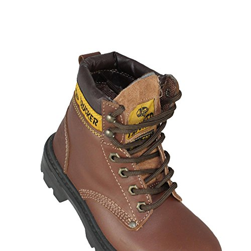 Aimont trucker texas s3 sRC chaussures de travail chaussures berufsschuhe businessschuhe chaussures marron Marron - Marron