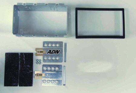 Pioneer sph-da110 Kit de remplacement pour cage à double DIN Radio de l'autoradio Surround