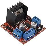 L298N Doble H CC Del Puente De Accionamiento Del Motor Paso A Paso Módulo De Placa Controll Para Arduino