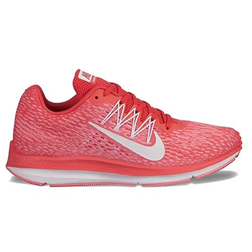 Nike Damen Air Zoom Winflo 5 Laufschuh, Pink (Ember Glow/White-pink Gaze), 40 B EU - Air Zoom Basketball