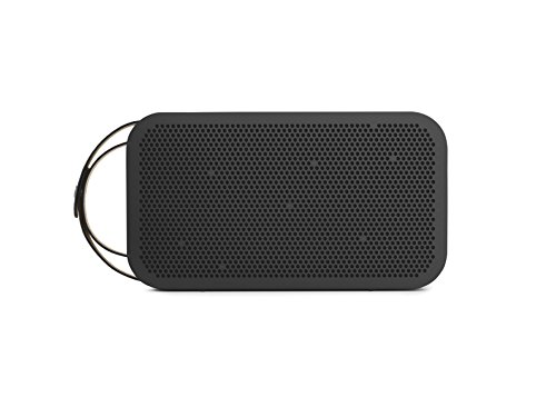 B&O PLAY by Bang & Olufsen A2 Active - Altavoz portátil Bluetooth, color gris