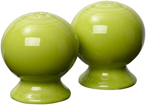 Fiestaware Salt & Pepper Set - Lemongrass Green by Unknown Fiestaware
