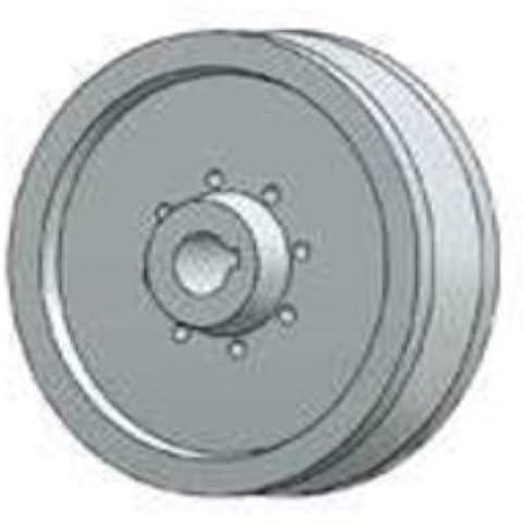 Speroni - Puleggia per albero motore - diam. 100 foro 28 - 1 gola tipo B