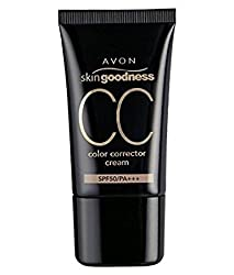 Avon Skin Goodness CC Cream (Nude) 18g
