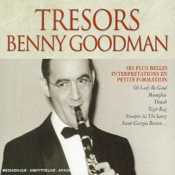 tresors-de-benny-goodman-coffret-4-cd