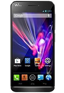Wiko Wax Smartphone débloqué 4G (Ecran: 4.7 pouces - 4 Go - Android 4.3 Jelly Bean) Noir