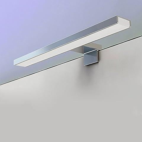 BAYTTER LED Spiegelleuchte Spiegellampe 5W aus Aluminum wasserdicht IP44 Badlampe
