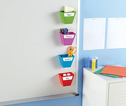 Aprendizaje Recursos makerspace cajas de almacenamiento