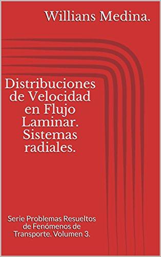 Distribuciones de Velocidad en Flujo Laminar. Sistemas radiales.: Serie Problemas Resueltos de Fenómenos de Transporte. Volumen 3. por Willians Medina.