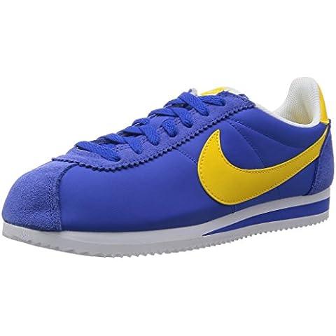 Nike Classic Cortez Nylon Zapatillas de running, Hombre