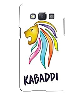 Samsung Galaxy E5 Printed back cover (Hard Back cover) perfect fit