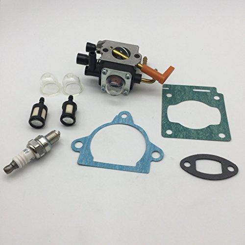 BestMall Carburetor Kit for STIHL HS81 HS81R HS81T HS86 HS86R HS86T Hedge Trimmer