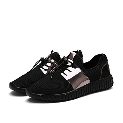 XiaoYouYu  Sneakers, Basses homme Noir