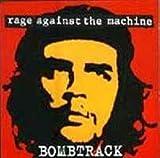 Rage Against The Machine - Bombtrack - 7 inch vinyl / 45