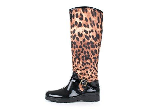 Gioseppo Chalco Damen Stiefel Leopardo