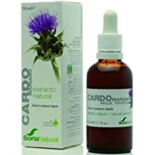 Extracto de Cardo Mariano S/Al 50 ml de Soria Natural